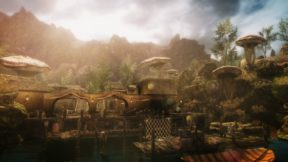 Skyrim and Morrowind Combine in New Skywind Trailer