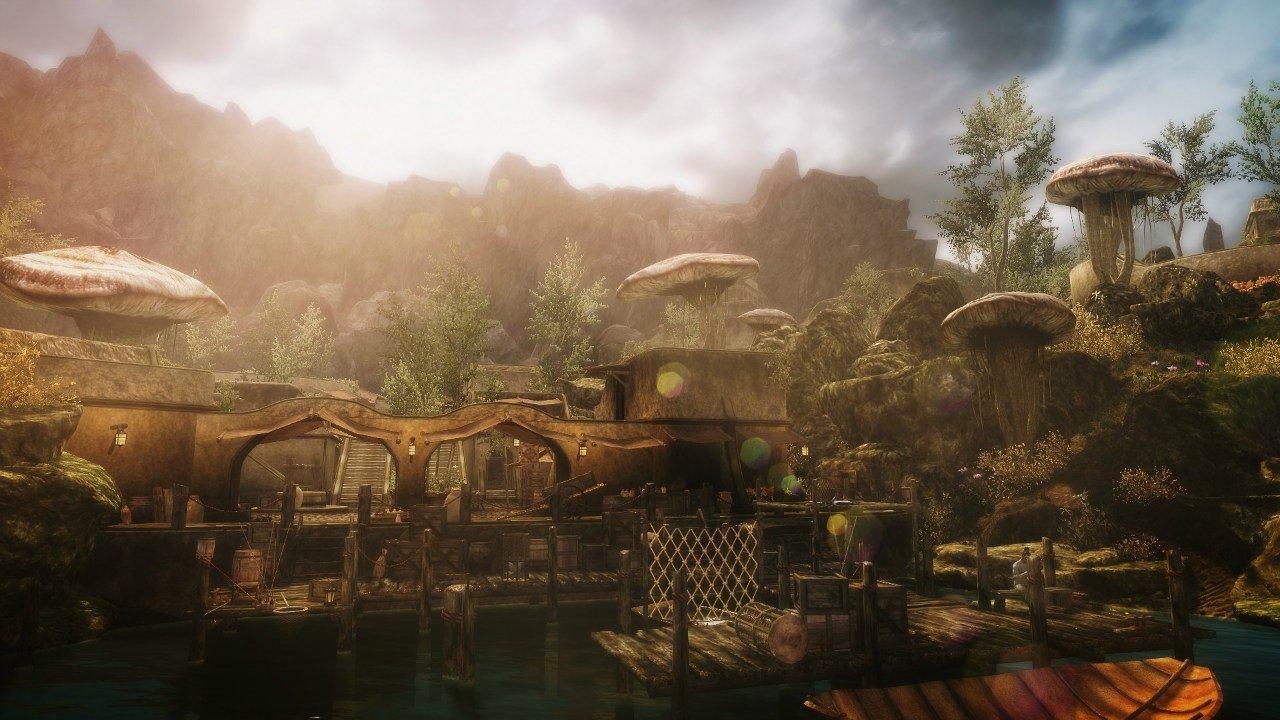 Skyrim Morrowind Elder Scrolls Skywind