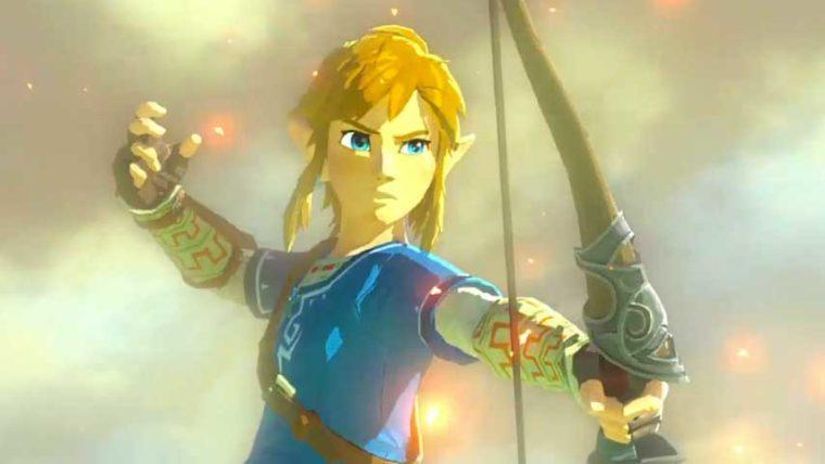 The Legend Of Zelda Wii U Will Feature New Villain According To Official Website News Nintendo  The Legend of Zelda