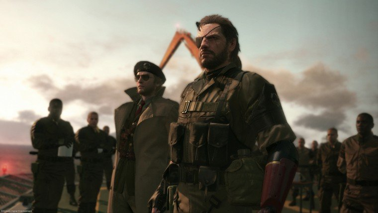 Has Metal Gear Solid V Suffered A Graphics Downgrade?