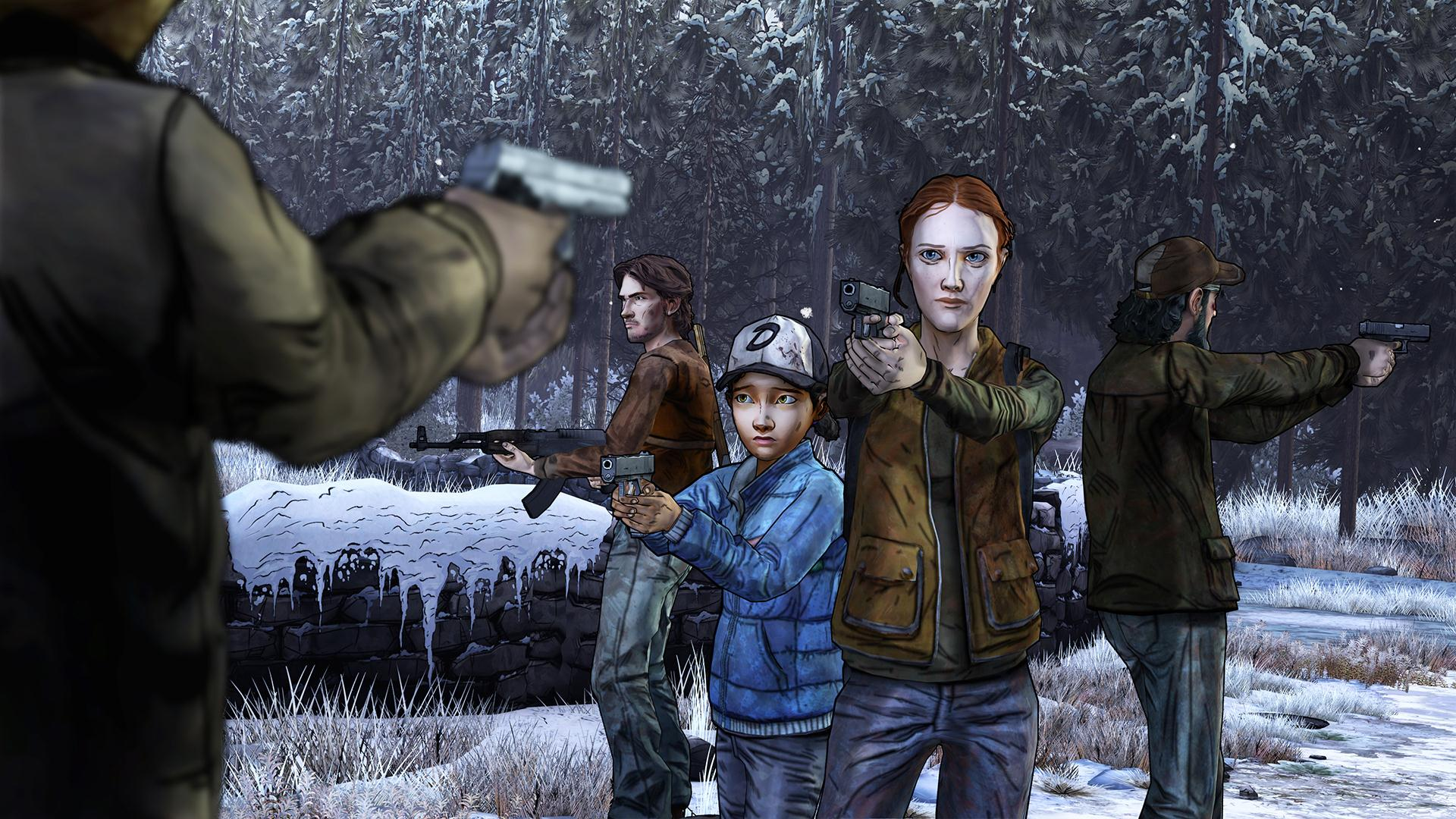 The Walking Dead: Season 2 Episode 4 - Amid The Ruins Review
