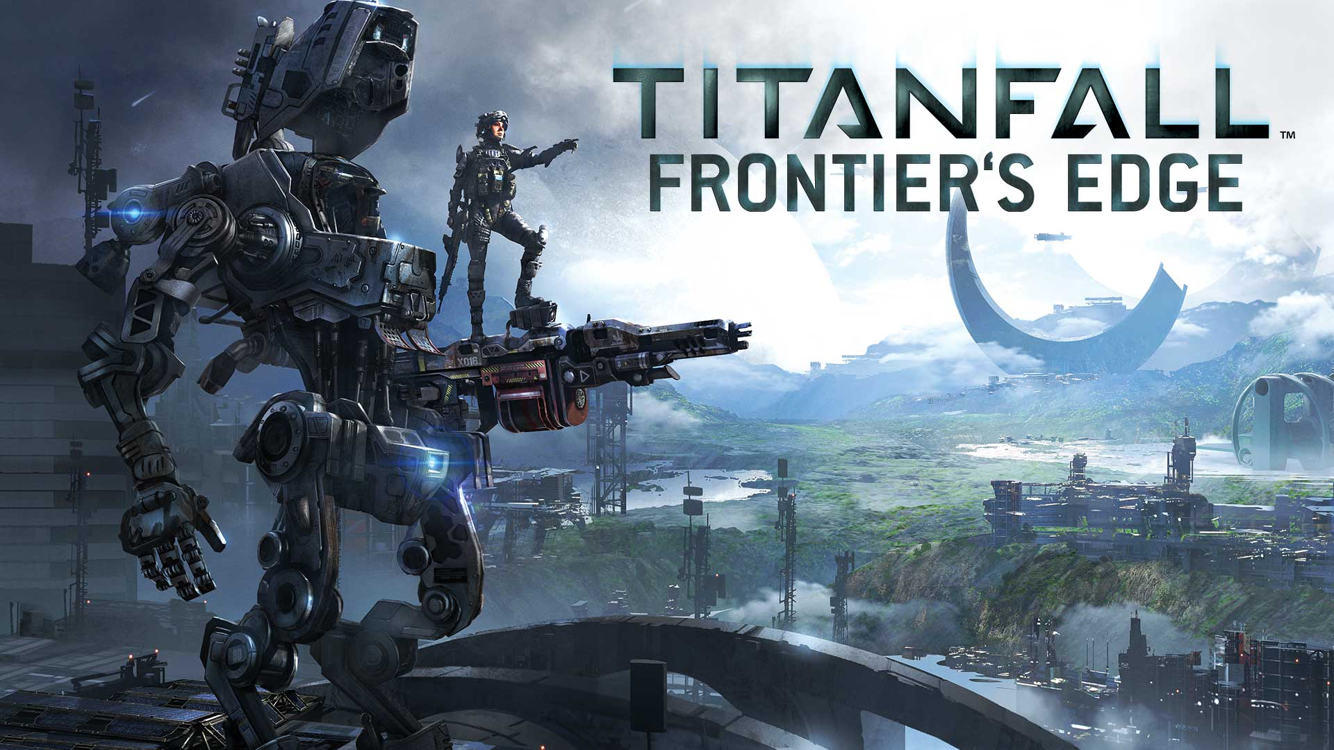 Titanfall: Frontier's Edge Release Date Announced in SDCC Video