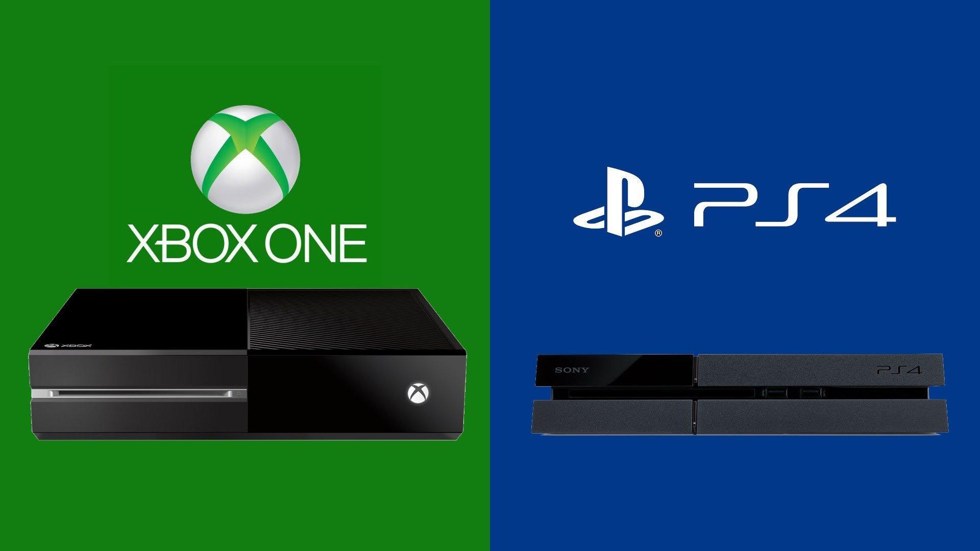 Xbox-One-PlayStation-4