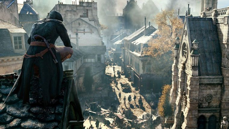 Assassin S Creed Unity Delayed Into November Attack Of The Fanboy
