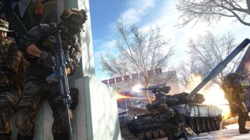 Massive Battlefield 4 Winter Update Improves Netcode and Much More