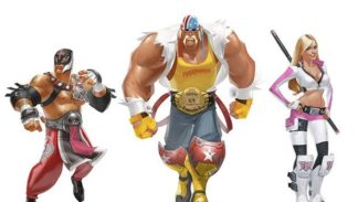 Canceled WWE Brawl Video Game Concept Art Surfaces