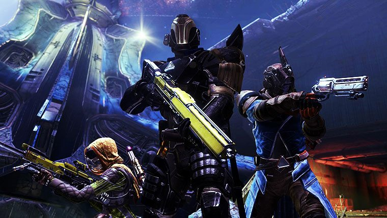 Destiny Beta for Xbox will last four days, PlayStation for ten News  Destiny