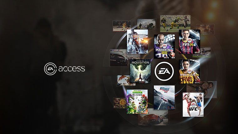 Sony Says EA Access Isn't a Good Value For Playstation Gamers