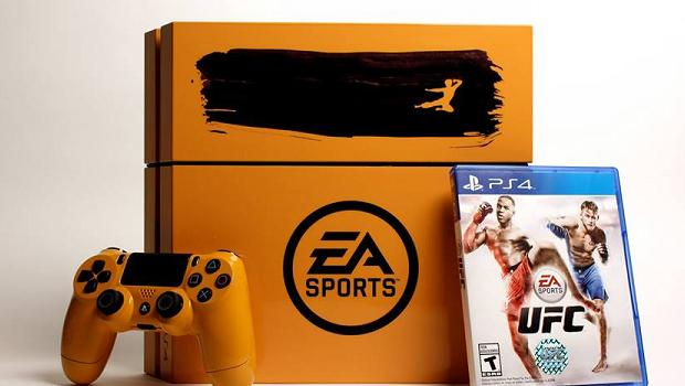 Mike Tyson Giving Away A Cool Bruce Lee Themed PS4 With EA Sports UFC