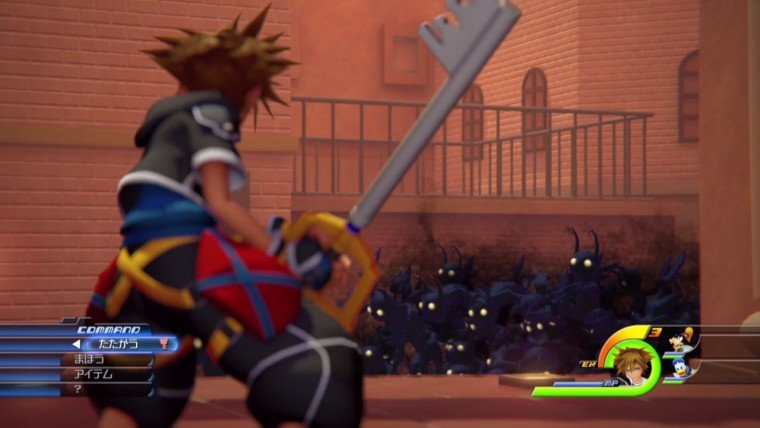 Kingdom Hearts 3 Will Have A Mix Of Old And New Worlds News  Square Enix Kingdom Hearts 3