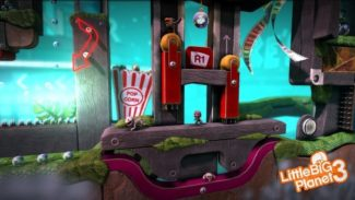 LittleBigPlanet 3 Will Still Feel Familiar To Fans Of The Series