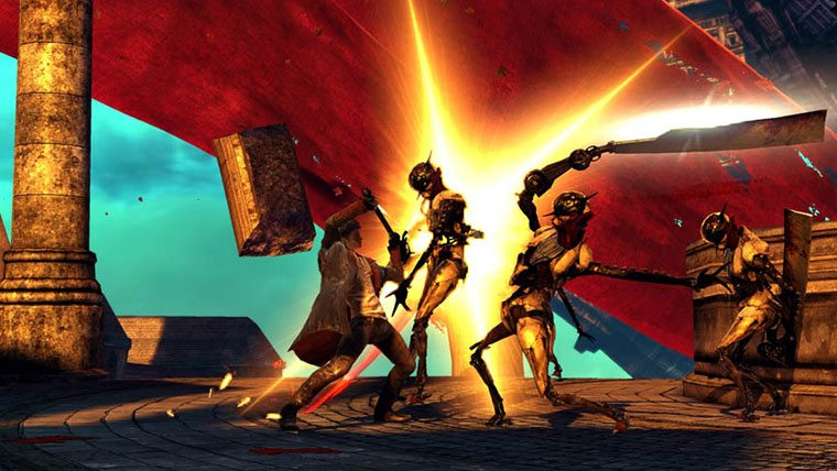 Devil May Cry Heavenly Sword Developers Announcing Brand New Game