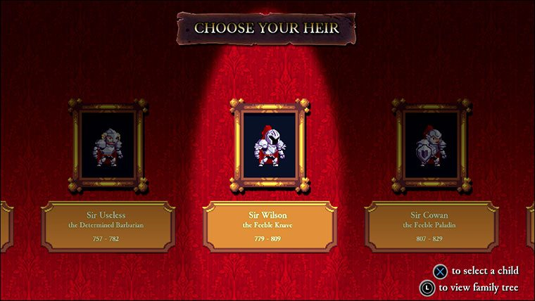 rogue-legacy-heir