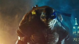 Micheal Bay's Teenage Mutant Ninja Turtles Exploding To The 3DS