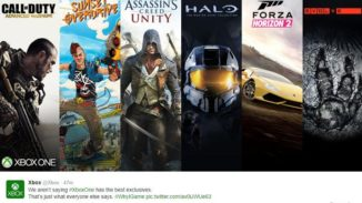 Xbox Tweets Third-Party Games As Xbox One Exclusives