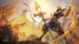 Azir League of Legends