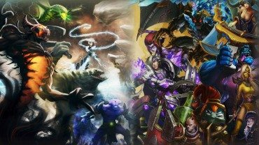 League of Legends and DOTA 2 Combine in Defence of the Legends