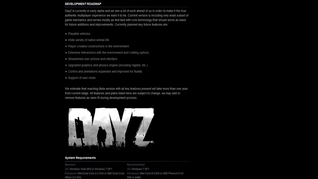 DayZFeatures