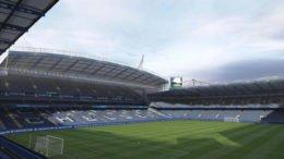 FIFA 15 Barclays Premier League Stadium