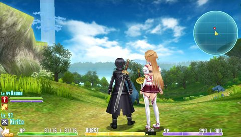 Sword Art Online: Hollow Fragment Review - Attack of the Fanboy