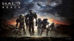 Halo Reach Xbox Live Games with Gold