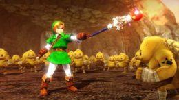 Hyrule Warriors' Ocarina Of Time Pre-Order DLC Retailer Revealed