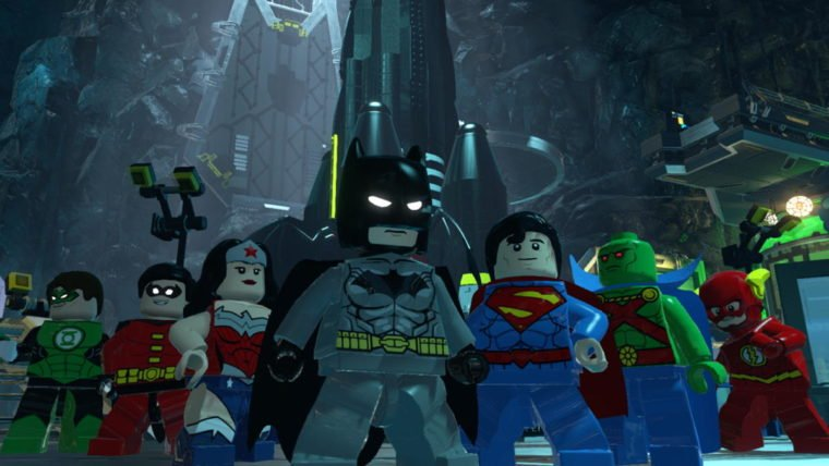 LEGO Batman 3: Beyond Gotham Release Date Revealed News  Lego Batman 3: Beyond Gotham batman