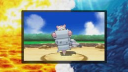 Mega Slowbro Pokemon Omega Ruby Alpha Sapphire