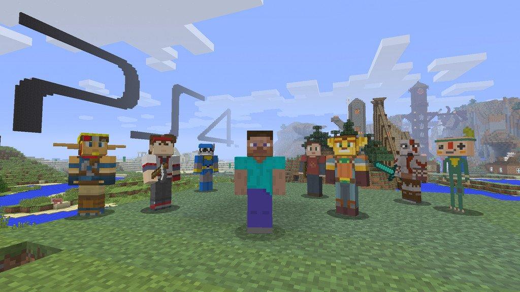 Minecraft-Playstation-4-Edition