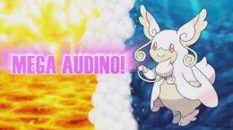 Pokemon Omega Ruby Alpha Sapphire Mega Audino Trailer
