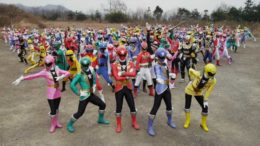 Power Rangers Super Megaforce Trailer Is Morphinominal