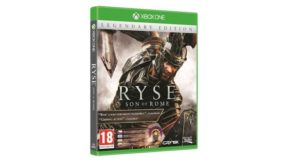 Ryse: Son of Rome Legendary Edition Leaked By Belgian Game Retailer