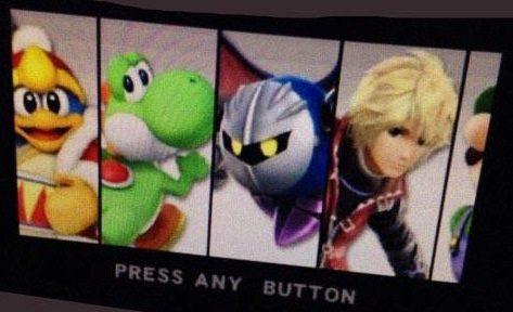 Super Smash Bros. Leaks Veterans & New Fighters News  Super Smash Bros. for 3DS Super Smash Bros. Nintendo