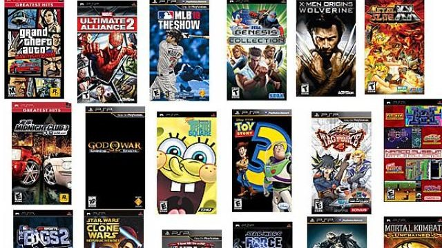Gamestop No Longer Accepting PSP Games For Trade-ins - Attack of the