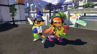 Splatoon Was Almost a Mario Game