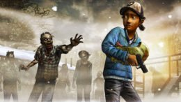 The Walking Dead Season 2 Episode 5 Art