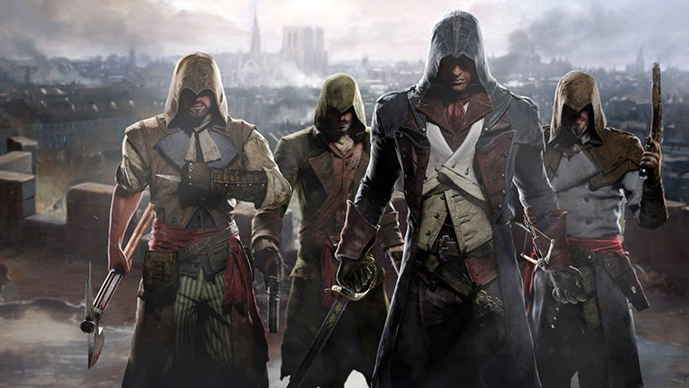Assassin's Creed: Unity Ditches Competitive Modes for