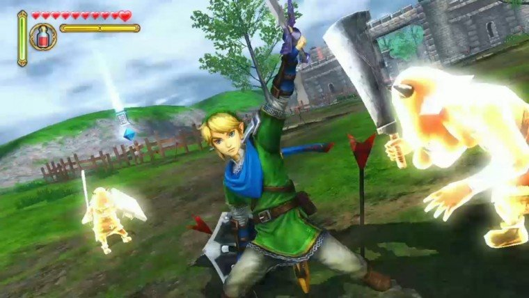 Hyrule Warriors Won T Have Online Co Op Multiplayer Attack Of The Fanboy