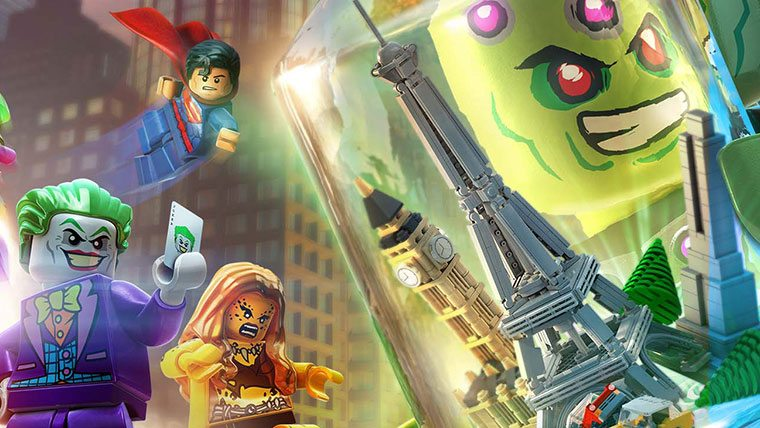 LEGO Batman 3 Beyond Gotham reveals Brainiac's diabloical ...