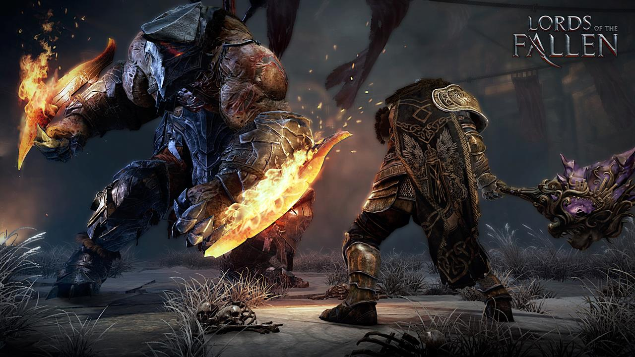 News  lords of the fallen