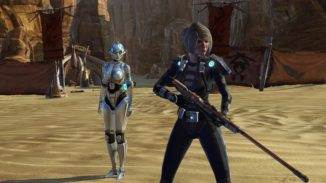 Why Star Wars: The Old Republic Isn't Coming To PS4 And Xbox One