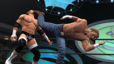 WWE 2K15 PS3 and Xbox 360 Graphics Shown Via Screenshots