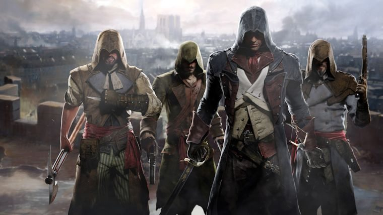 Everything There Is To Know Co Op In Assassin S Creed Unity