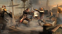 Assassin's Creed Rogue Achievements Have Been Revealed
