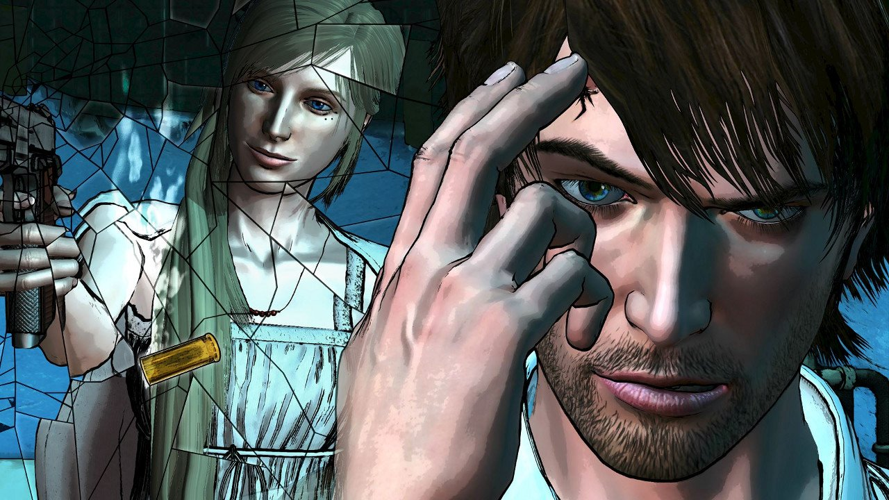 D4: Dark Dreams Don't Die Review Reviews  The Wolf Among Us The Walking Dead D4