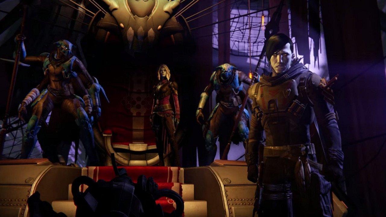 Destiny: Queen's Wrath Legendary Weapon Drops & Items
