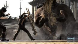 Noctis Is Final Fantasy XV's Only Playable Character