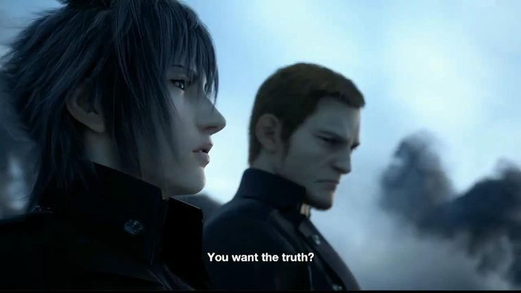 Recent Final Fantasy XV Reveals May Be Cause For Concern Articles  Final Fantasy XV