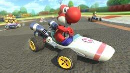 Mario Kart 8 B Dasher DLC