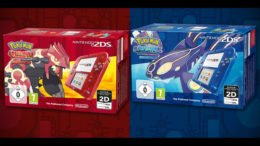 Pokemon Omega Ruby Alpha Sapphire Special Edition 2DS